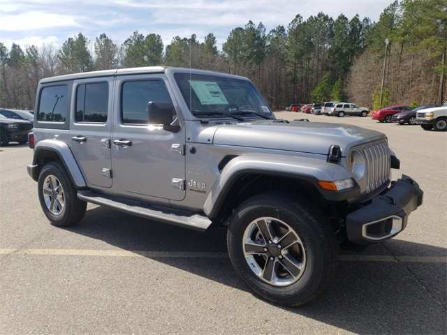 18 All New 2019 Jeep Wrangler Unlimited Speed Test