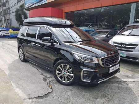 18 All New 2019 Kia Carnival New Model And Performance