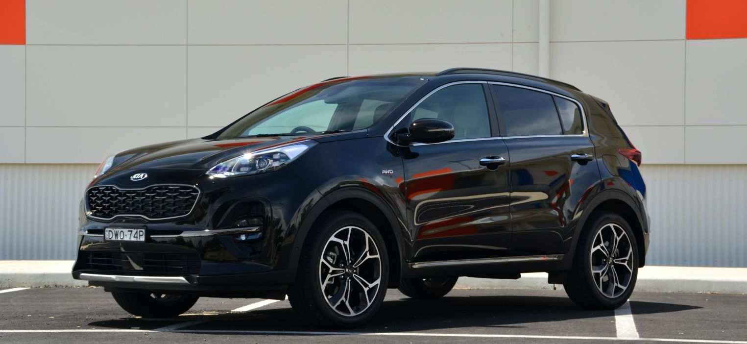 18 All New 2019 Kia Sportage Review Concept And Review