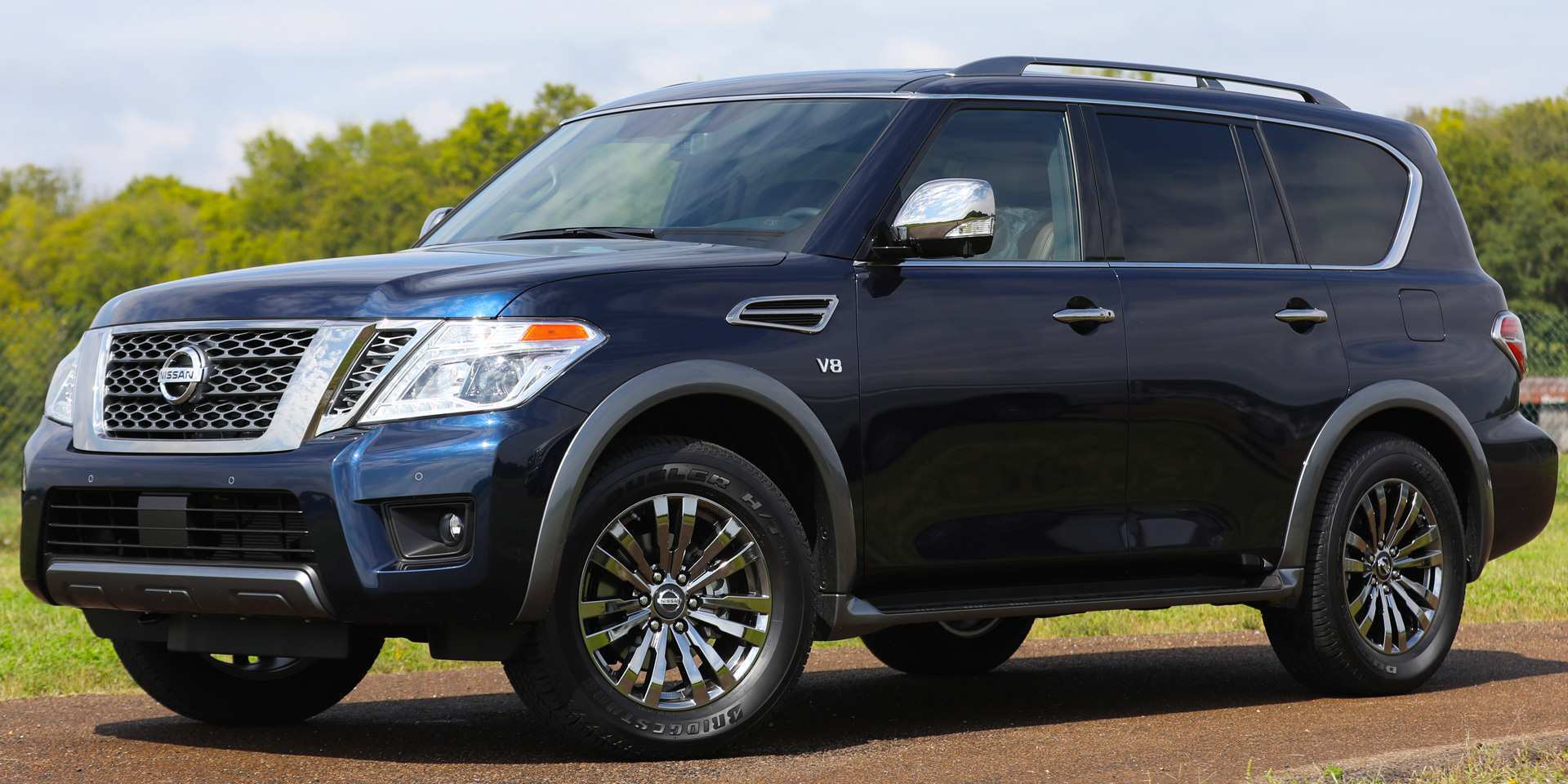 18 All New 2019 Nissan Armada Spesification