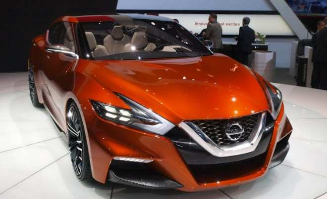 18 All New 2019 Nissan Maxima Horsepower Picture