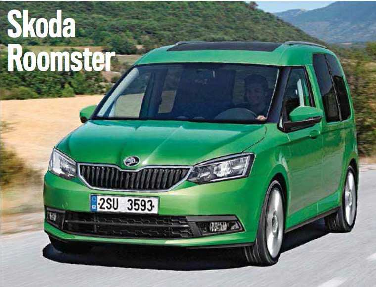 18 All New 2019 Skoda Roomster Pricing