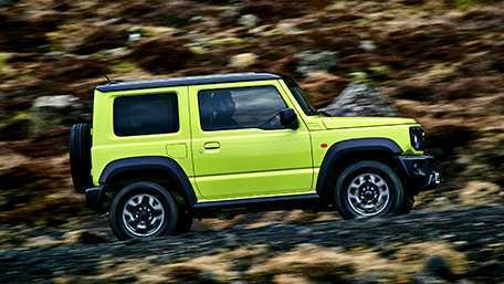 18 All New 2019 Suzuki Jimny Model Model