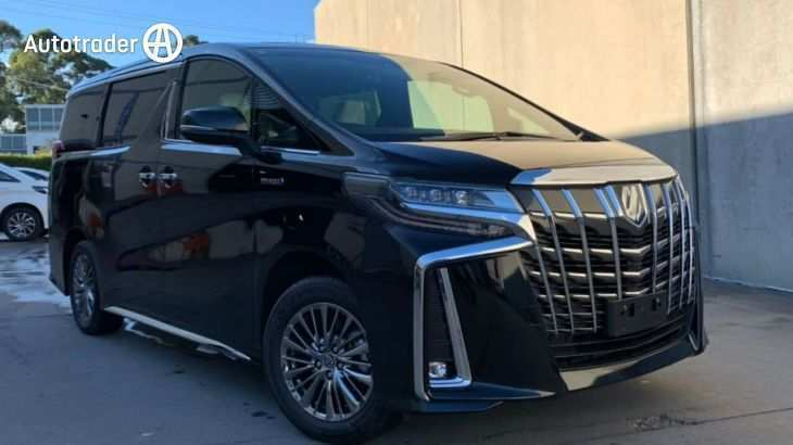 18 All New 2019 Toyota Alphard Concept And Review