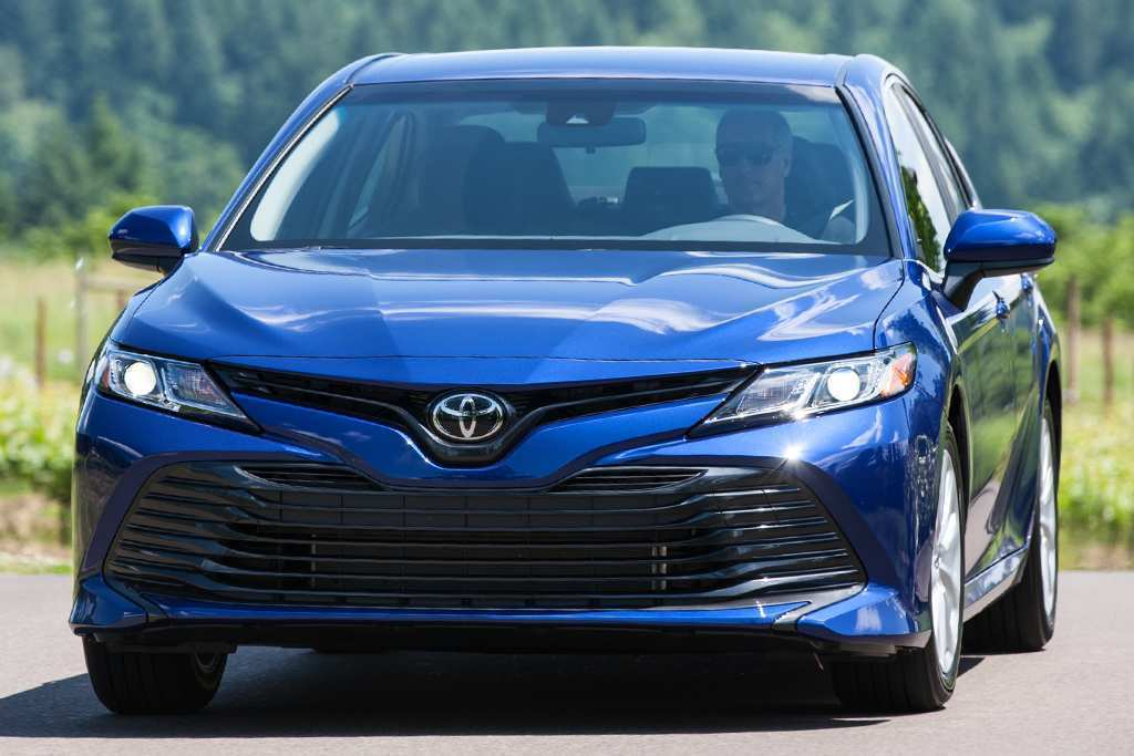 18 All New 2019 Toyota Camry Overview