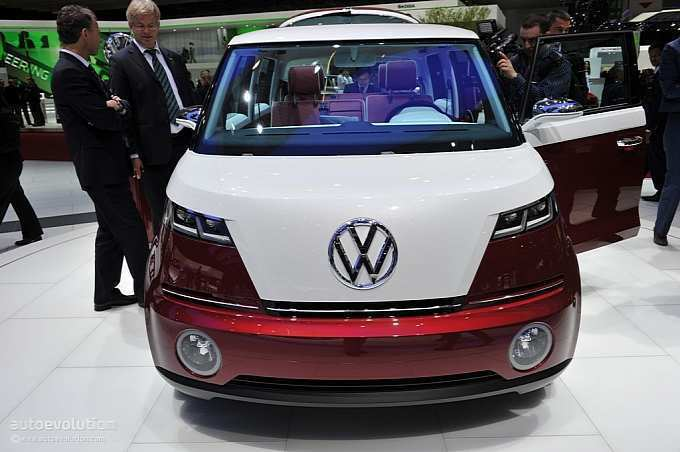 18 All New 2019 VW Bulli Price