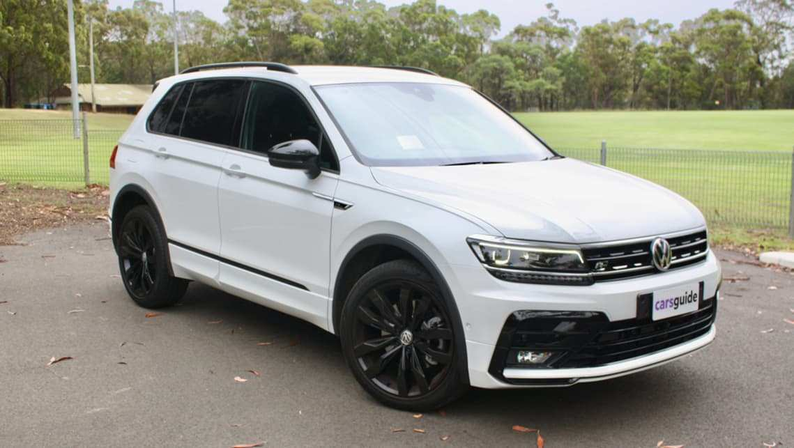 18 All New 2019 VW Tiguan Redesign