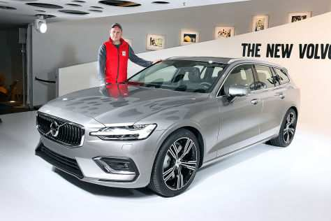18 All New 2019 Volvo V60 Price Redesign And Concept