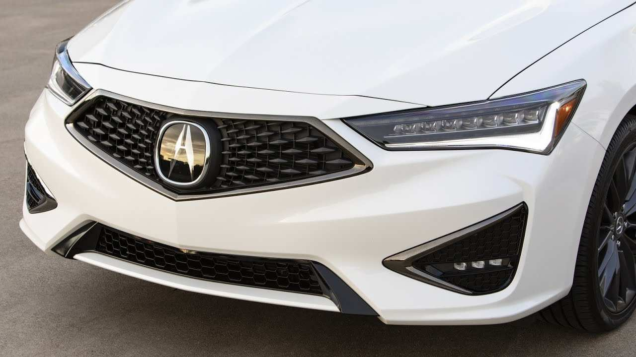 18 All New 2020 Acura ILX Images