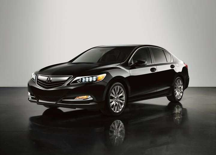 18 All New 2020 Acura RLX Overview