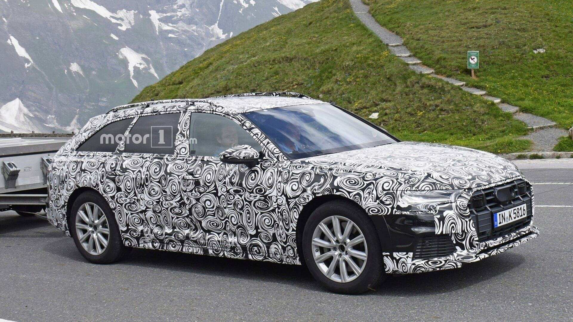 18 All New 2020 Audi A6 Comes Picture
