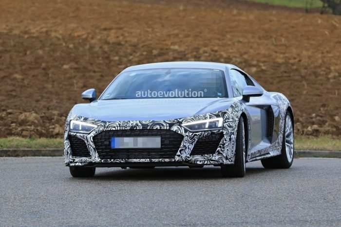 18 All New 2020 Audi R8 LMXs Ratings