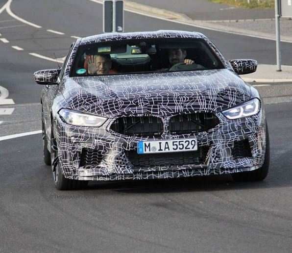 18 All New 2020 BMW M8 Images