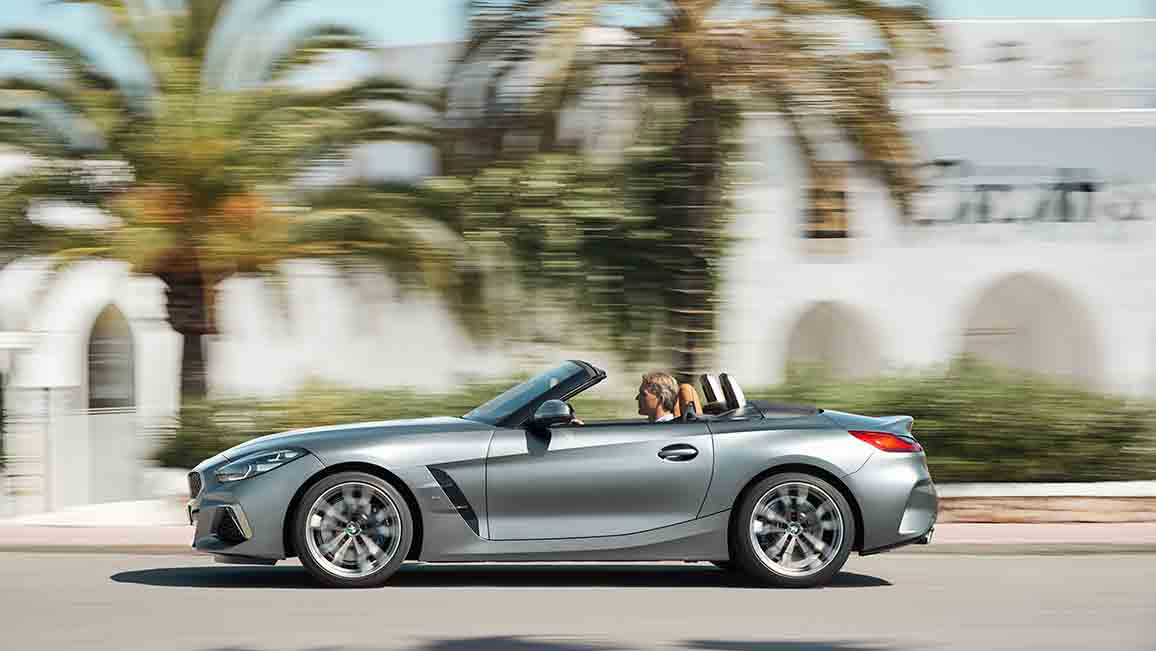 18 All New 2020 BMW Z4 Roadster Photos