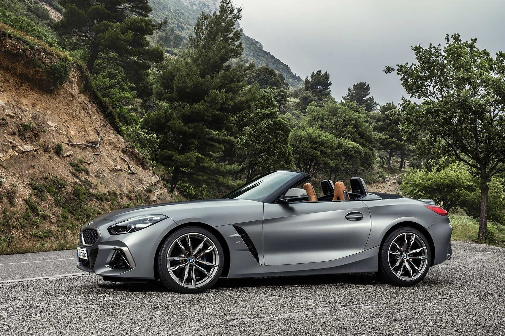 18 All New 2020 BMW Z4 Specs