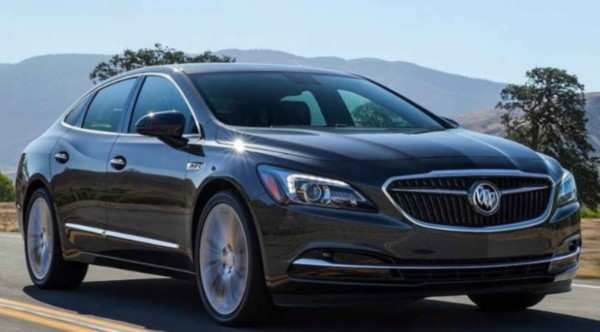 18 All New 2020 Buick LaCrosses Review And Release Date