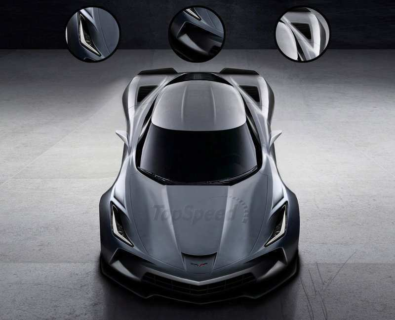 18 All New 2020 Chevrolet Corvette Zora Zr1 Review And Release Date