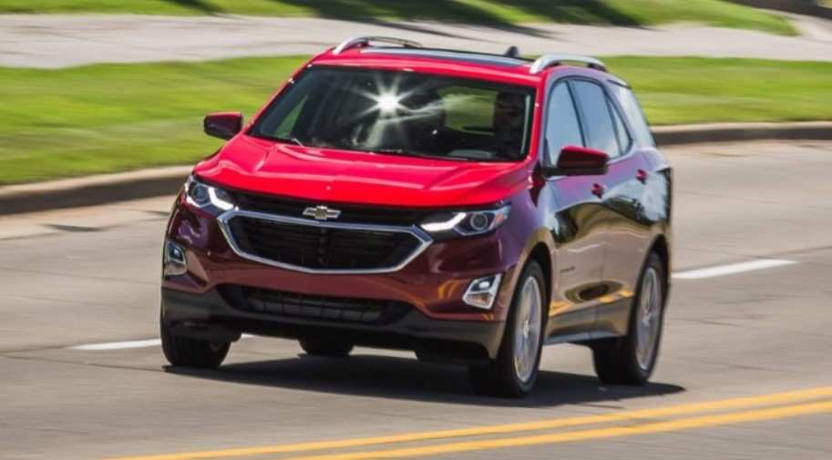 18 All New 2020 Chevrolet Equinox Price And Review