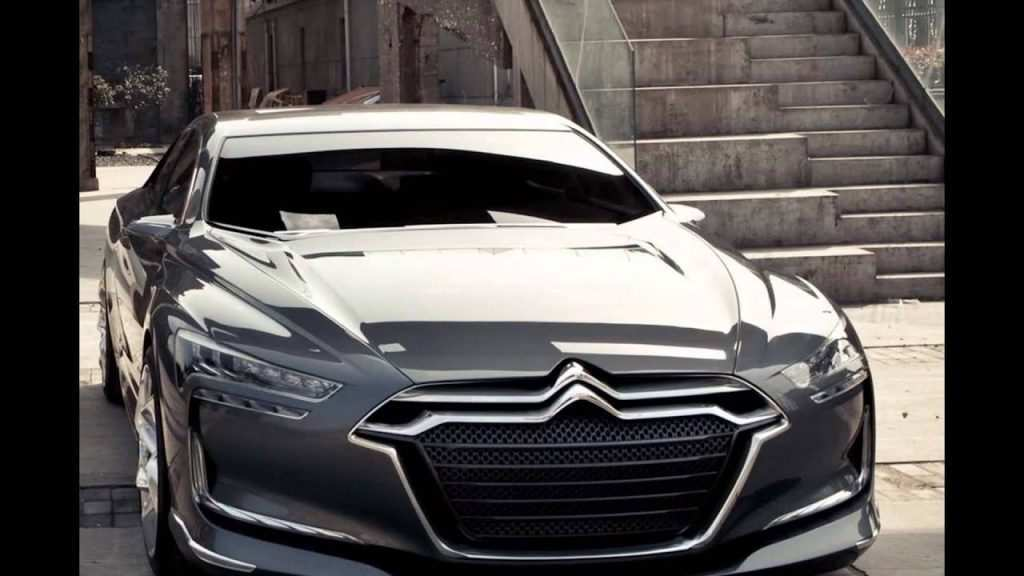 18 All New 2020 Citroen DS5 Spy Shoot