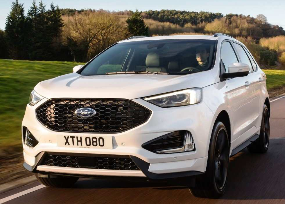 18 All New 2020 Ford Edge Sport New Concept