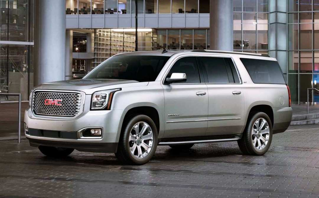 18 All New 2020 GMC Yukon Xl Slt Rumors