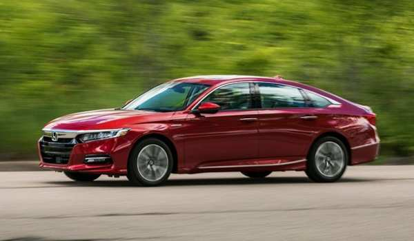 18 All New 2020 Honda Accord Coupe Sedan Price And Release Date