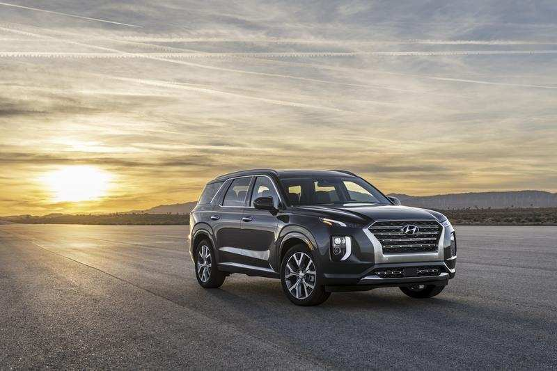 18 All New 2020 Hyundai Palisade Hybrid Release Date
