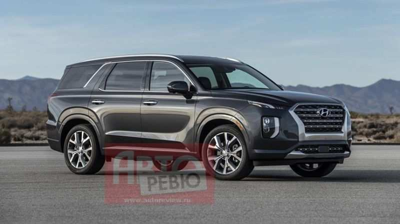 18 All New 2020 Hyundai Palisade Release Date Picture