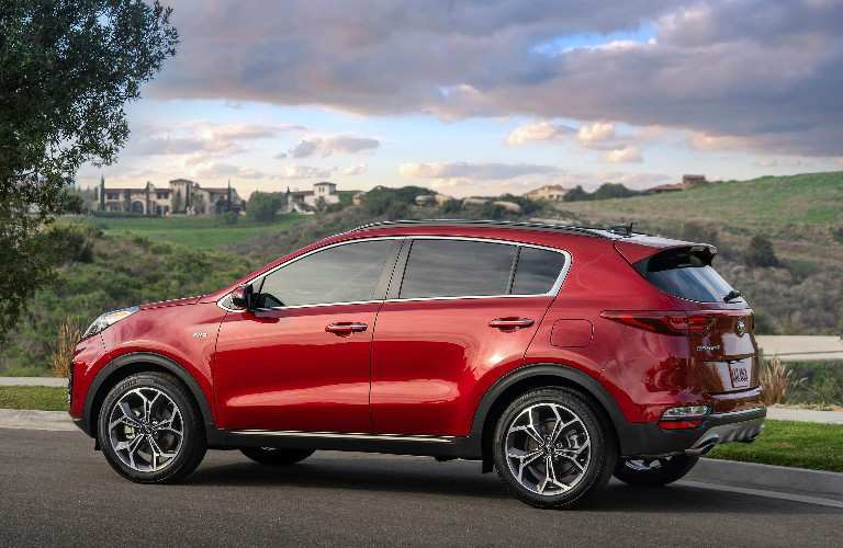 18 All New 2020 Kia Sportage Release Date Engine