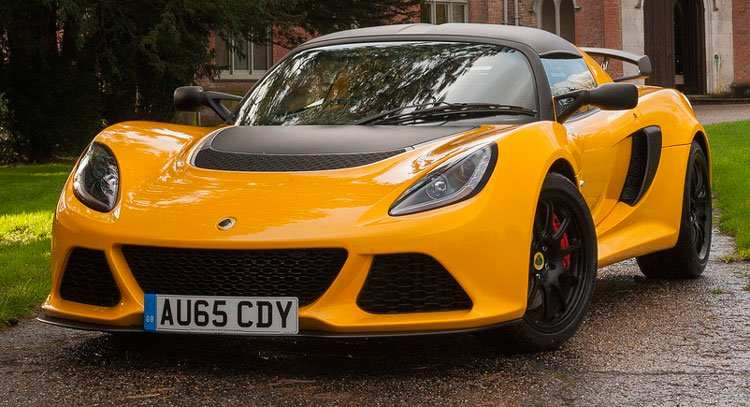 18 All New 2020 Lotus Exige Redesign