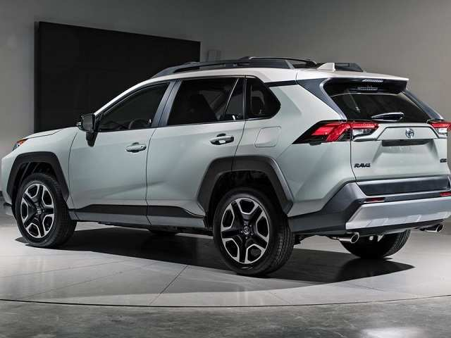 18 All New 2020 Toyota RAV4 Redesign