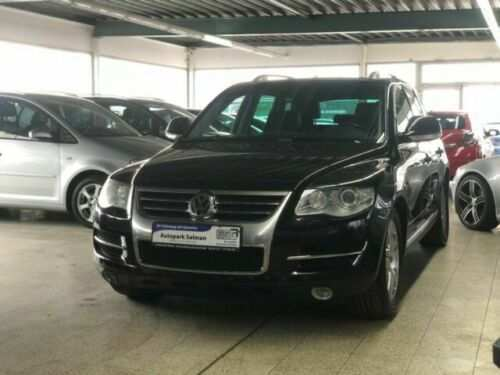 18 All New 2020 Volkswagen Touareg Picture