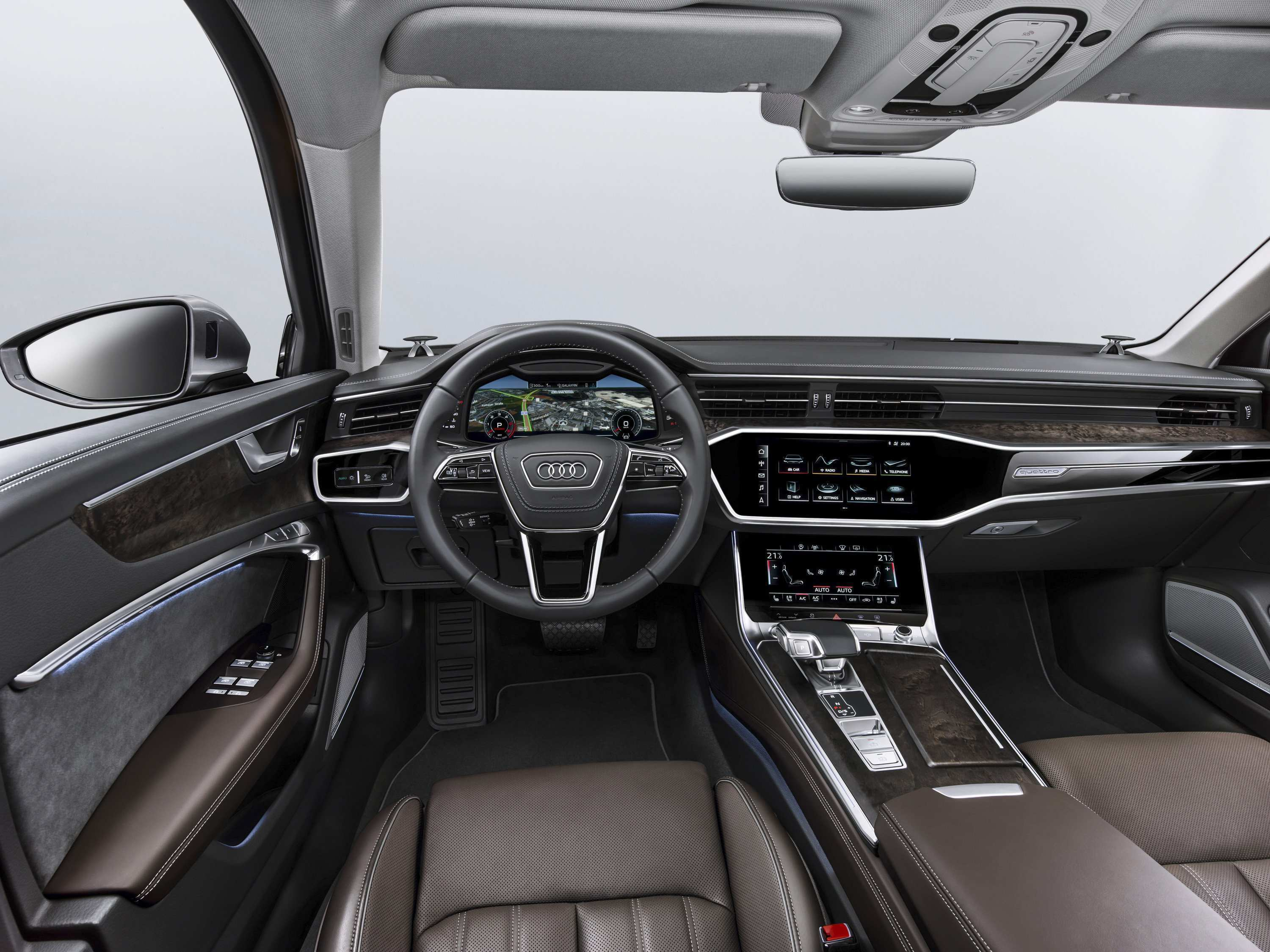 18 All New Audi A4 2020 Interior History