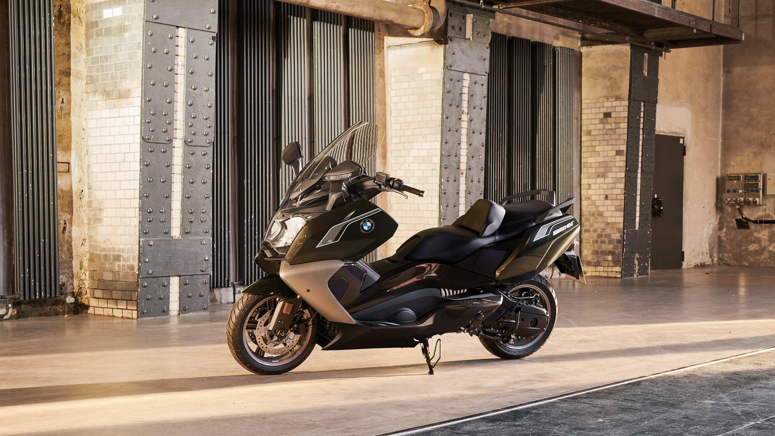 18 All New BMW C650Gt 2020 Overview