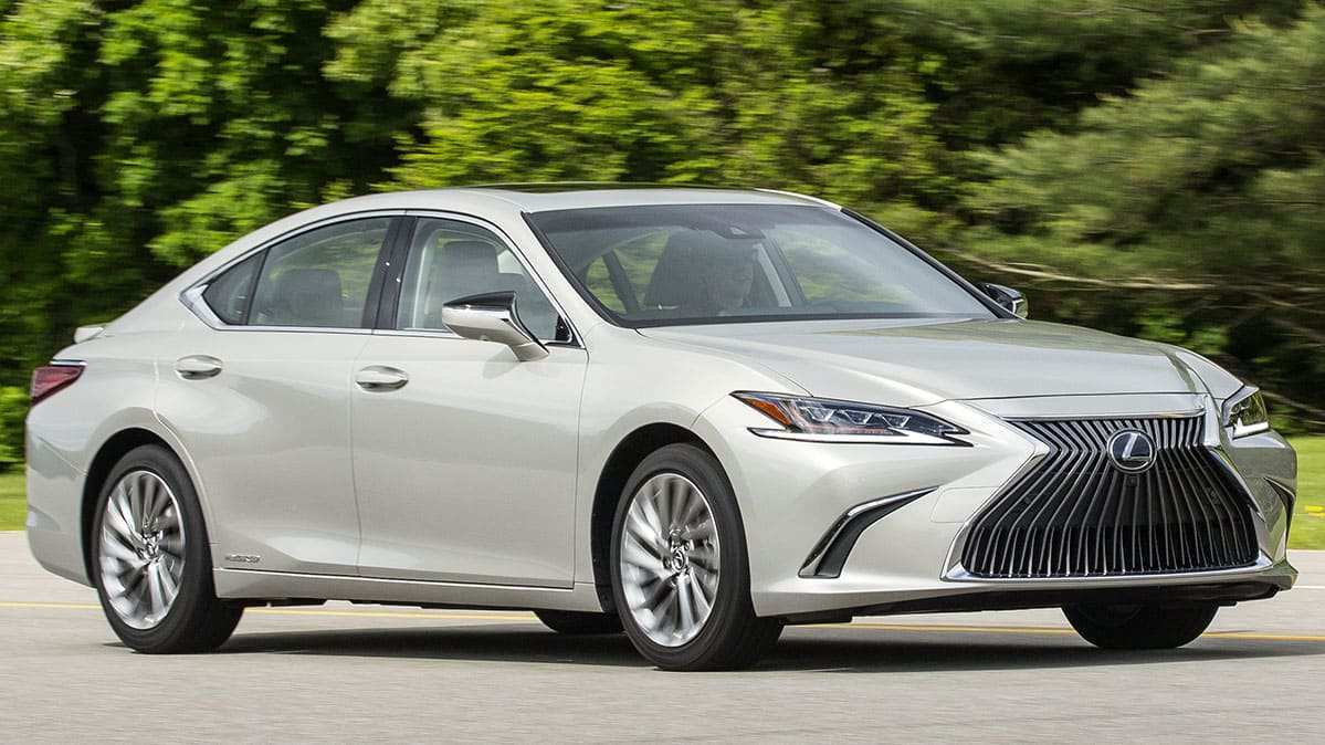 18 All New Es300 Lexus 2019 Pictures