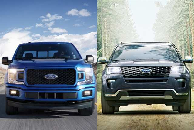 18 All New Ford Vehicle Lineup 2020 Specs And Review