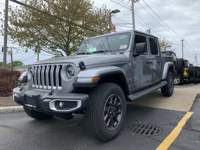 18 All New Jeep Overland 2020 New Review