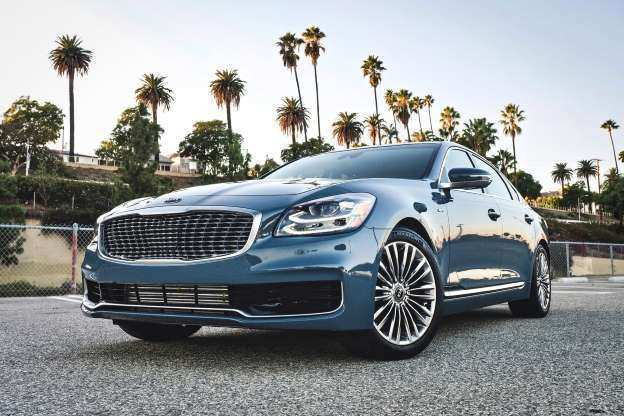 18 All New K900 Kia 2019 Concept And Review