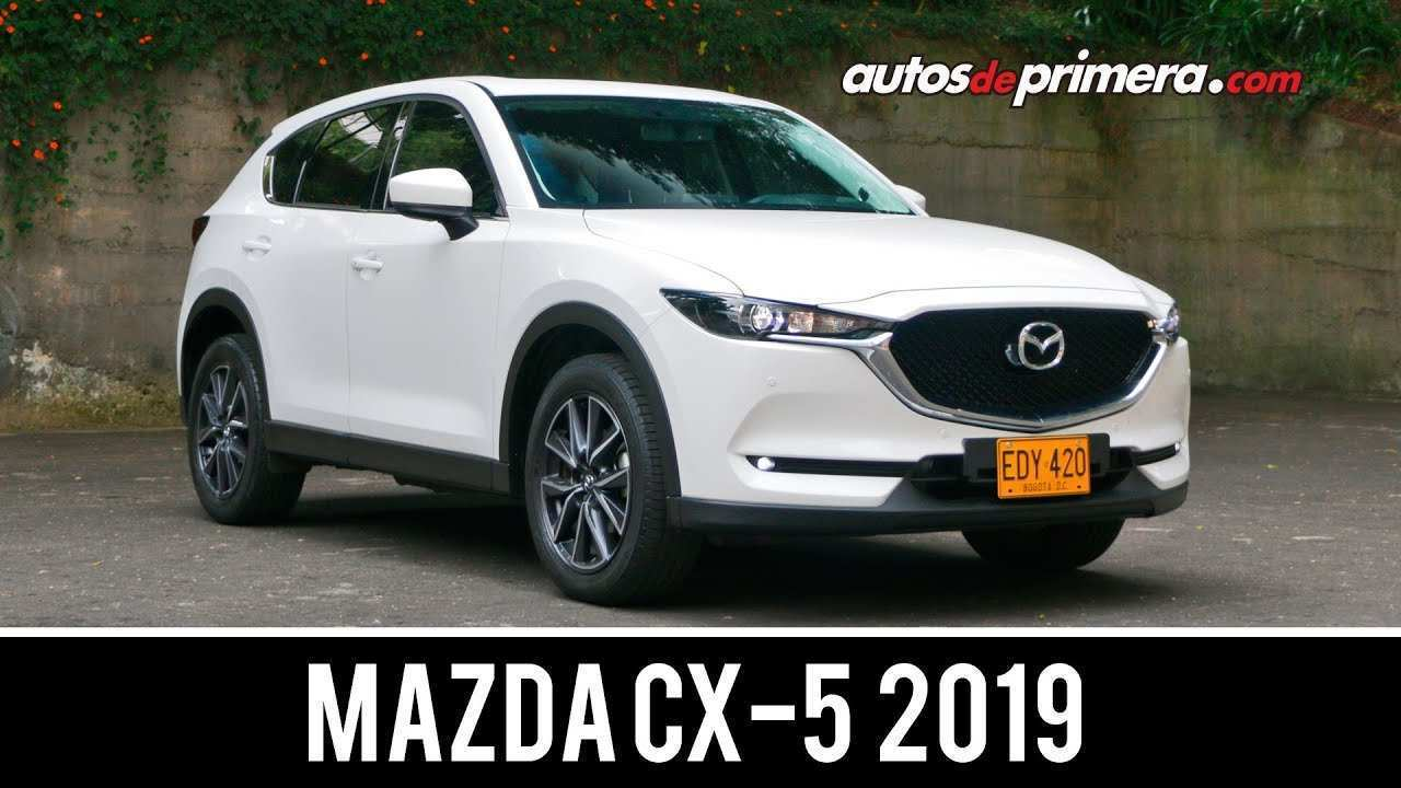 18 All New Mazda Cx5 Grand Touring Lx 2020 Release Date And Concept