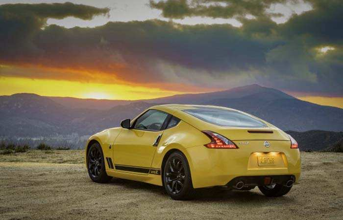 18 All New Nissan 2019 Z Redesign And Concept