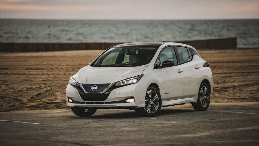 18 All New Nissan Leaf 2019 Review Research New