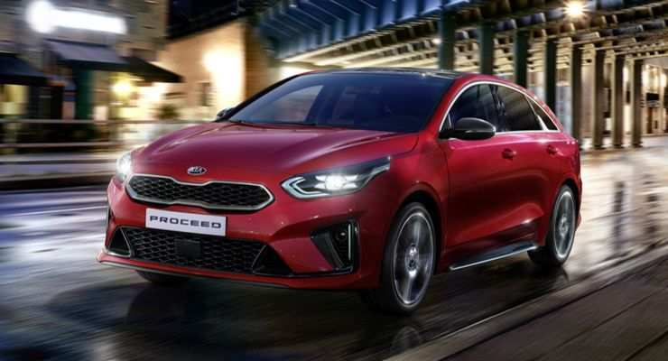 18 All New Proceed Kia 2019 New Model And Performance