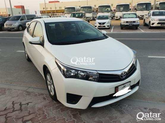 18 All New Toyota Corolla 2020 Qatar Spesification