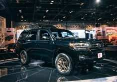 Toyota Land Cruiser 2020 Model