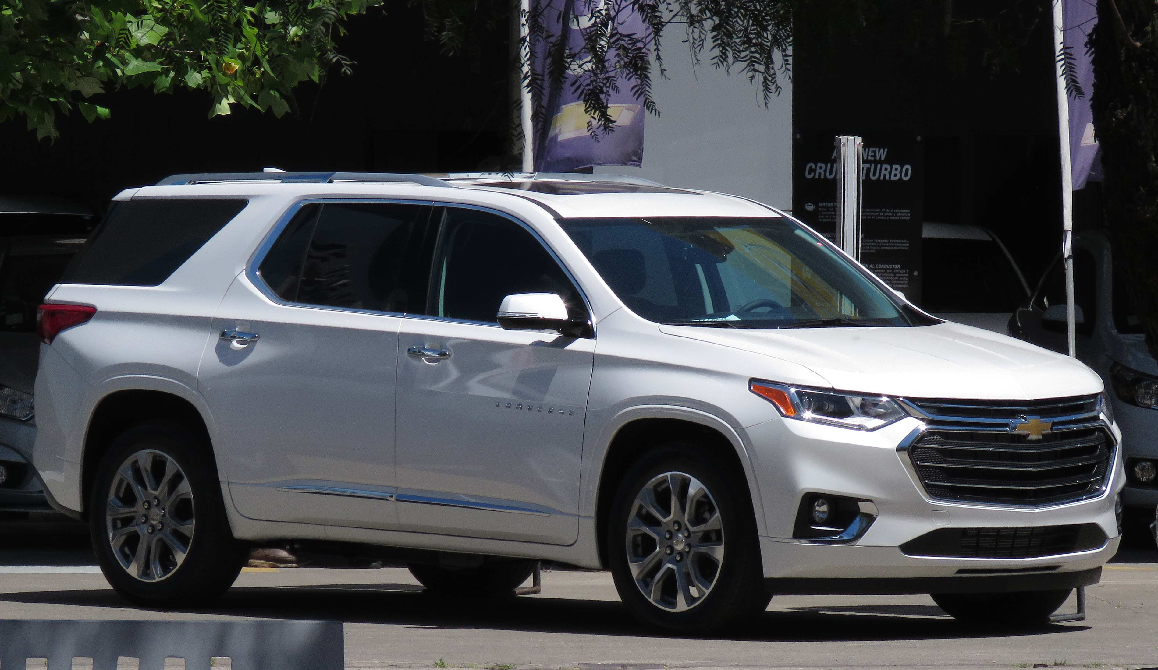 18 Best 2019 Chevrolet Traverses Configurations