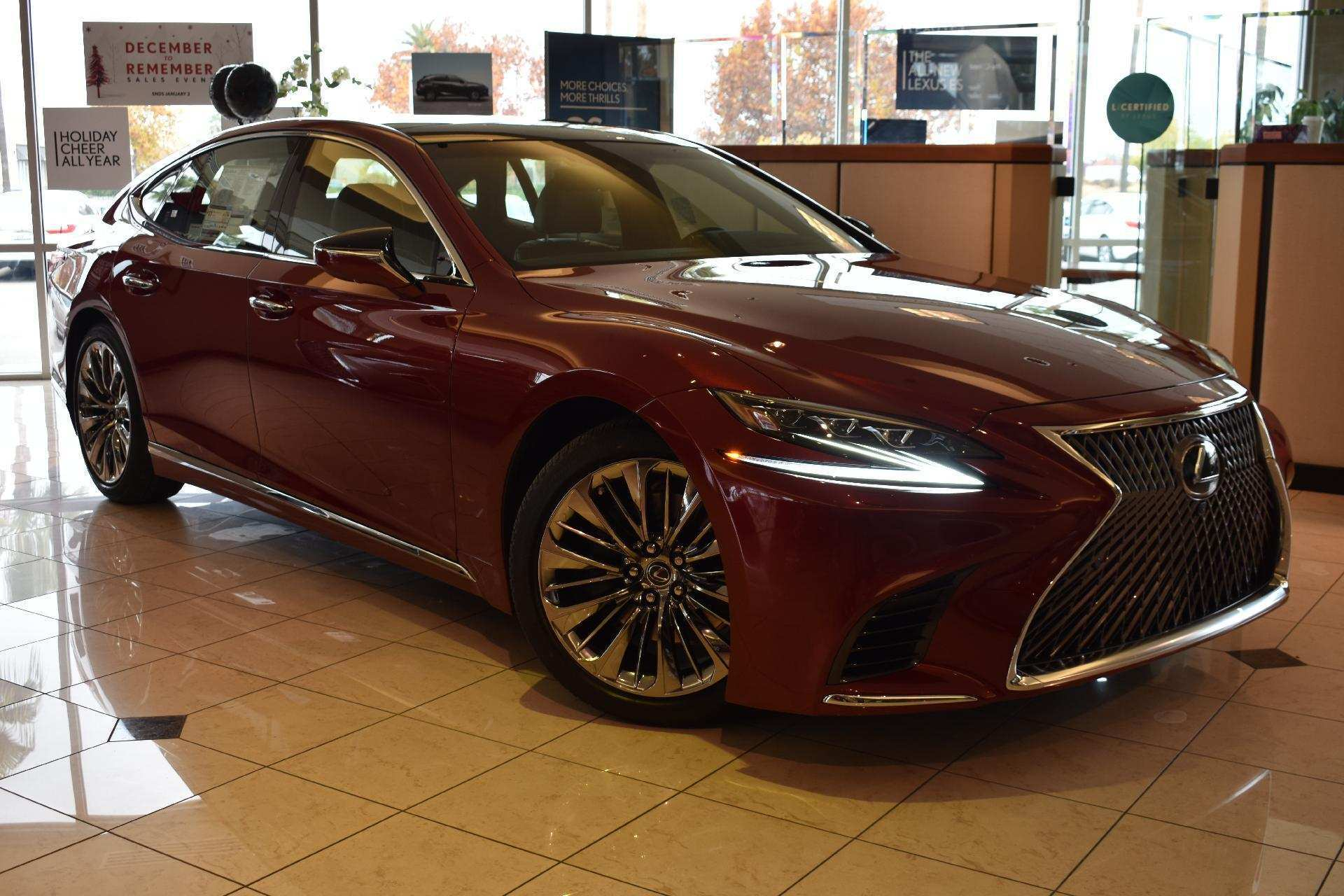 18 Best 2019 Lexus LSs Exterior And Interior