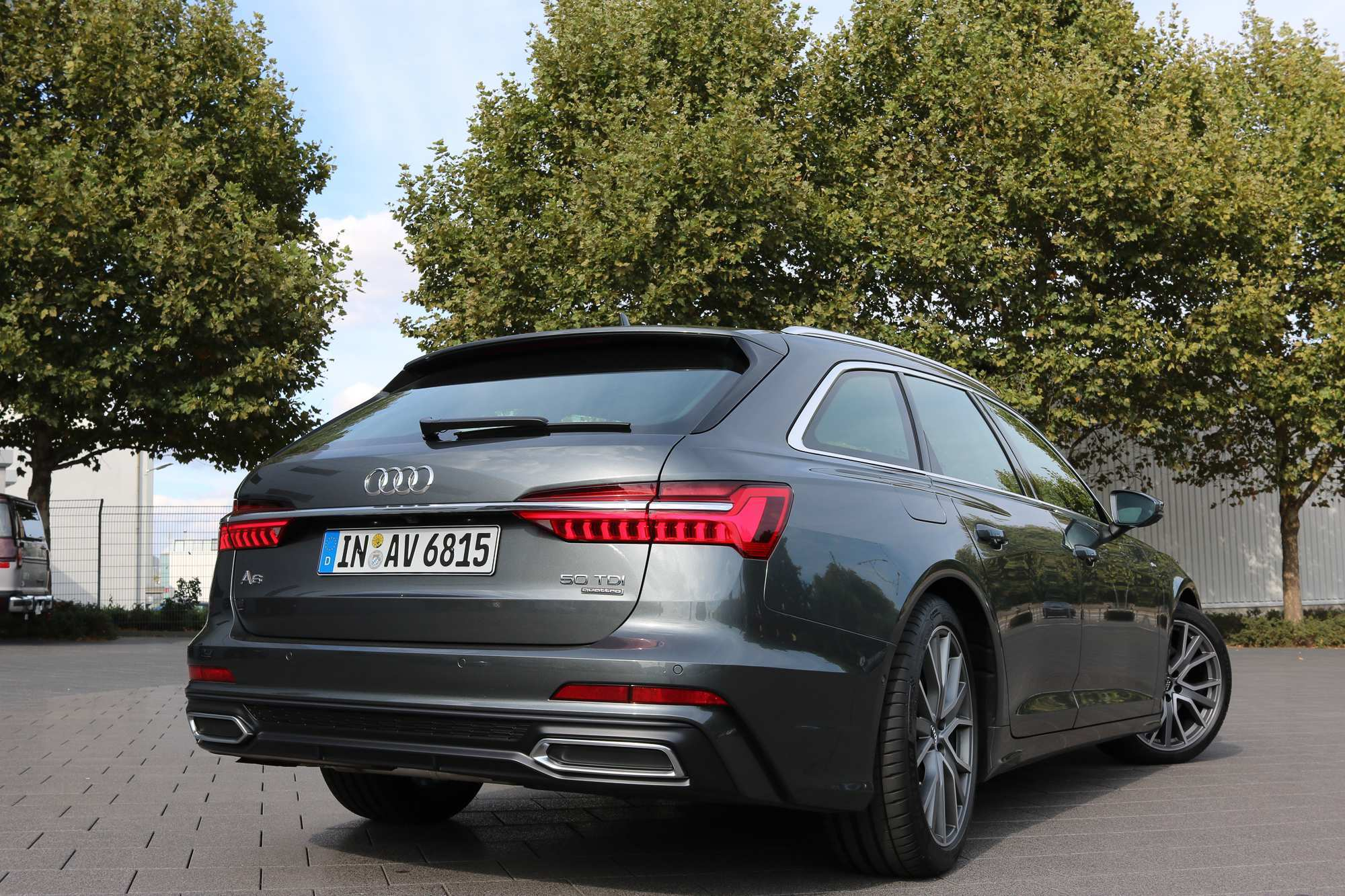 18 Best 2019 The Audi A6 Wallpaper