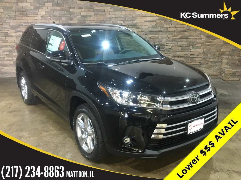 18 Best 2019 Toyota Highlander Pictures