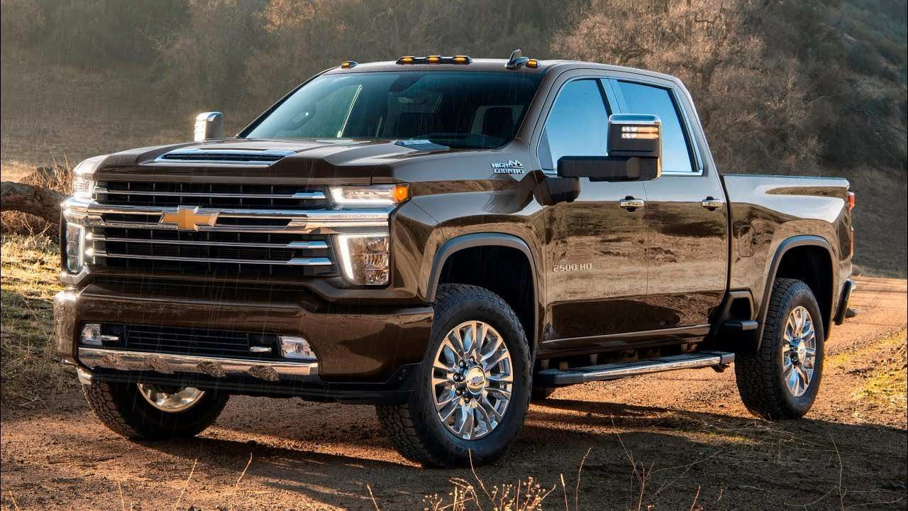 18 Best 2020 Chevy Silverado 1500 2500 Pricing