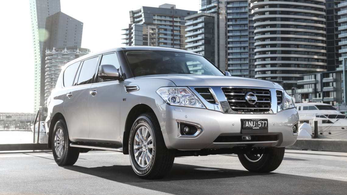 18 Best 2020 Nissan Patrol Wallpaper